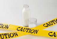 caution dairy